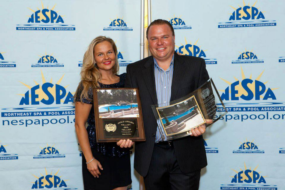 We got three more NESPA awards and total of 5 NESPA awards in two years