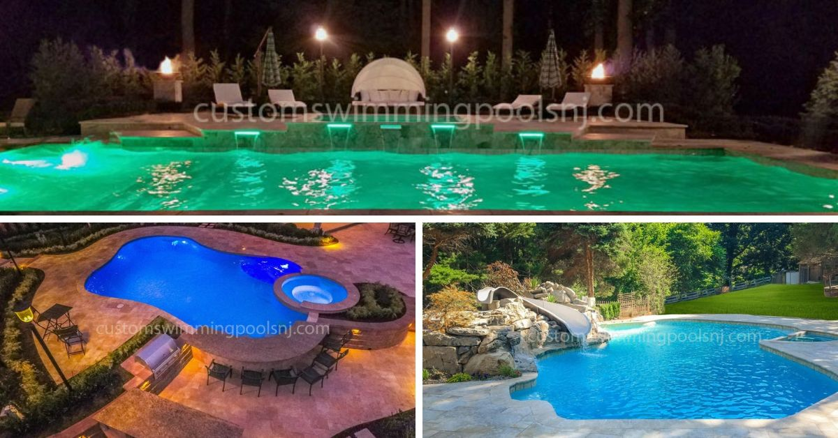 Summer's Hot Swimming Pool Trends