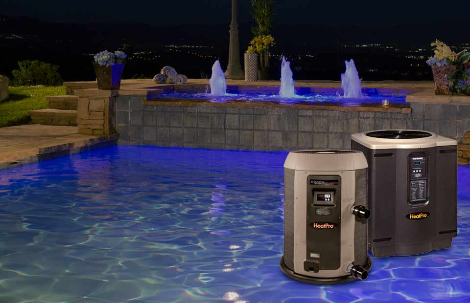 Gas pools heater | All about swimming heater